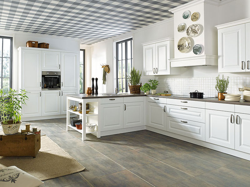 Schuller Kitchens by Russ Deacon | Garda – P100 White