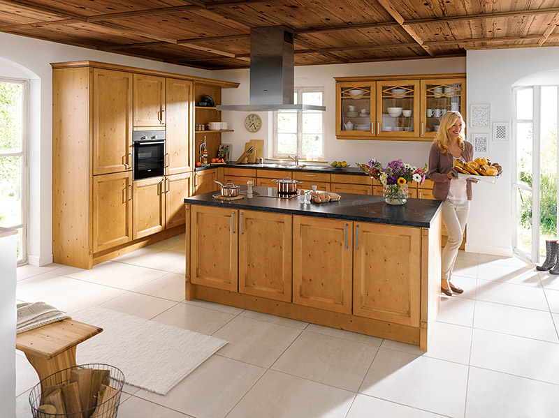 Schuller Kitchens by Russ Deacon | Tauern – Golden Spruce
