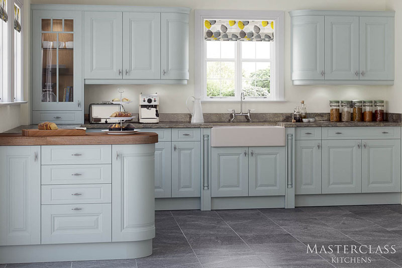 MASTERCLASS KITCHENS BY RUSS DEACON | Carnegie – Powder Blue