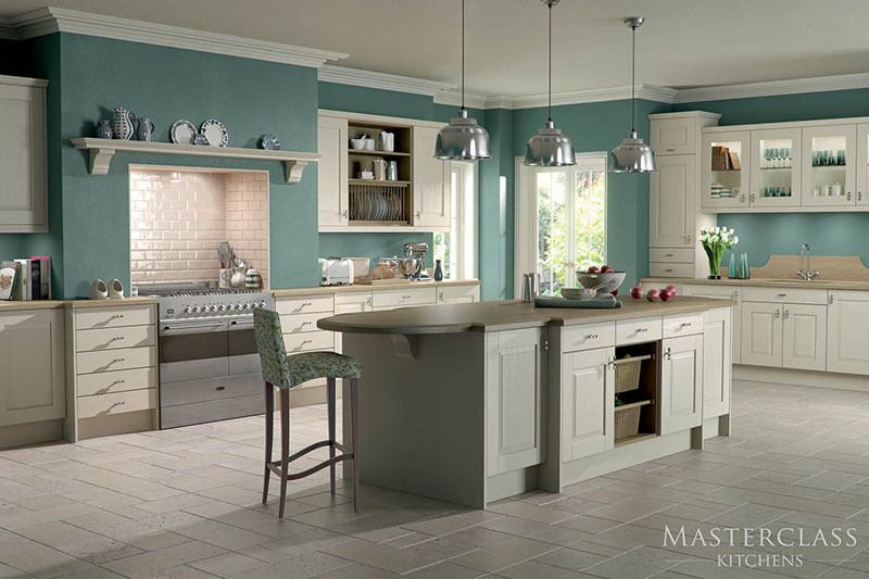 MASTERCLASS KITCHENS BY RUSS DEACON | Fairmont – Ivory