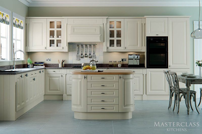 MASTERCLASS KITCHENS BY RUSS DEACON | Howarth Ivory