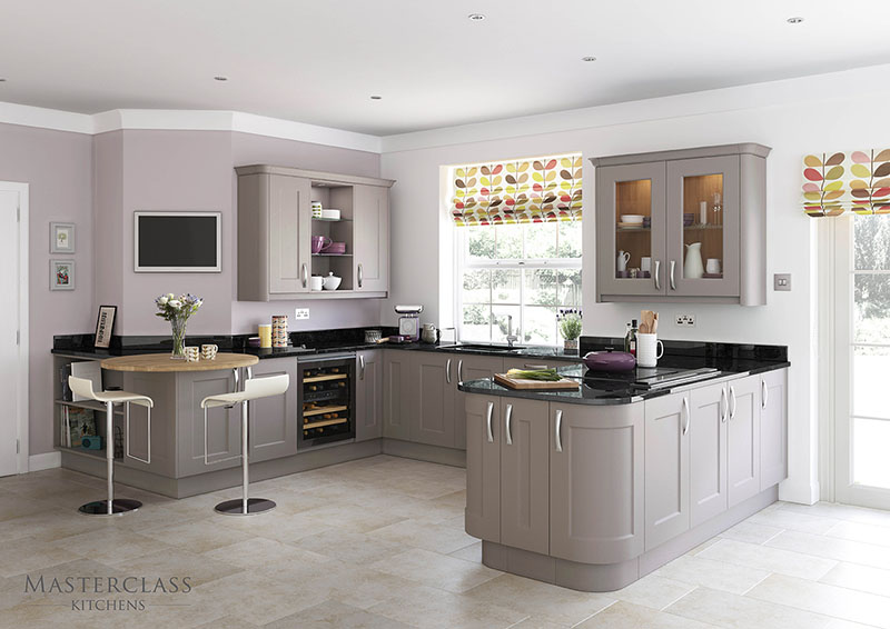 MASTERCLASS KITCHENS BY RUSS DEACON