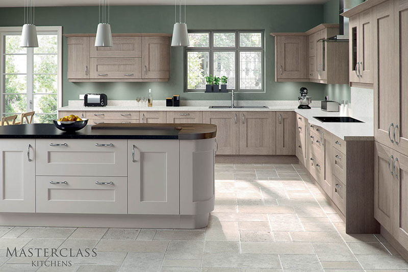 MASTERCLASS KITCHENS BY RUSS DEACON | Solva – Cinnamon/Mussel