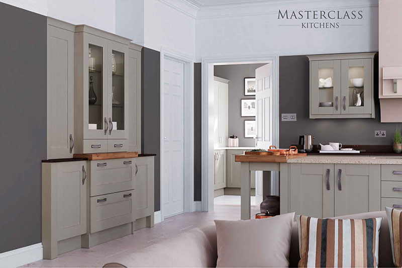 MASTERCLASS KITCHENS BY RUSS DEACON | Wimbourne - Nutmeg