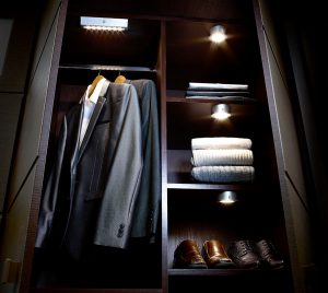 Sensio Wardrobe Lighting