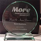 More Radio Award Winner