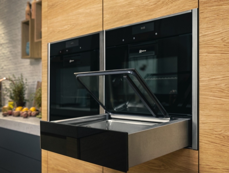 Make Cooking Fun Again With A Stylish Neff Oven Russ Deacon
